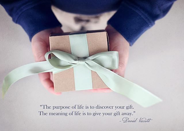 Gift of Purpose